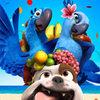 """""""Rio"""": Phim hoạt hình vui nhộn 3D chính thức ra mắt"""