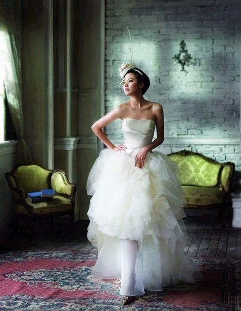 Sao Hàn nào diện váy cưới lộng lẫy nhất? - 21