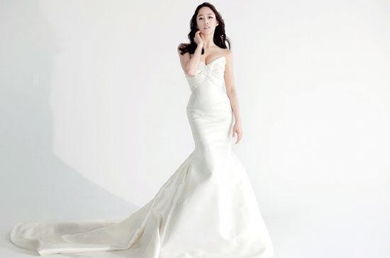 Sao Hàn nào diện váy cưới lộng lẫy nhất? - 13
