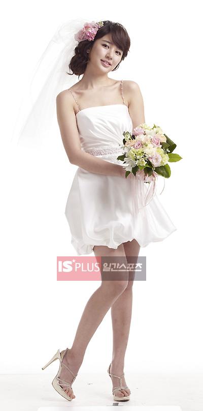 Sao Hàn nào diện váy cưới lộng lẫy nhất? - 5