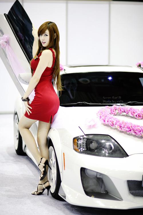 Cô gái hot nhất xứ Hàn - 6