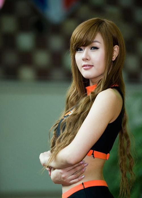 Cô gái hot nhất xứ Hàn - 19