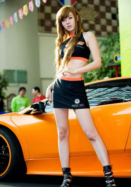 Cô gái hot nhất xứ Hàn - 18