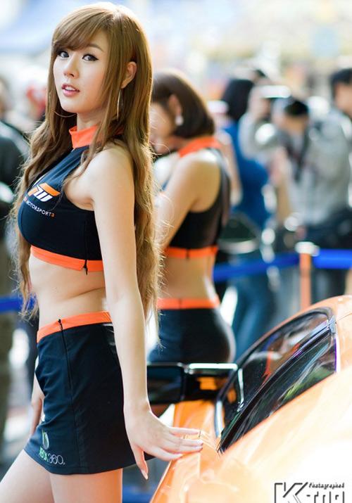 Cô gái hot nhất xứ Hàn - 5