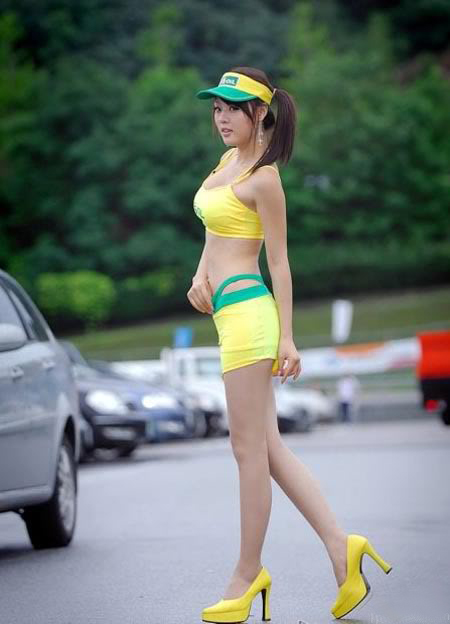 Cô gái hot nhất xứ Hàn - 22