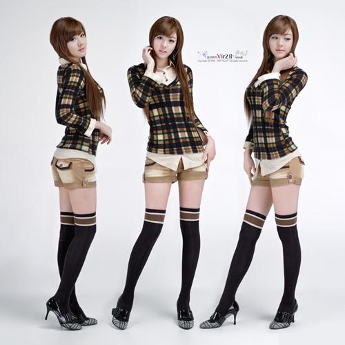 Cô gái hot nhất xứ Hàn - 4