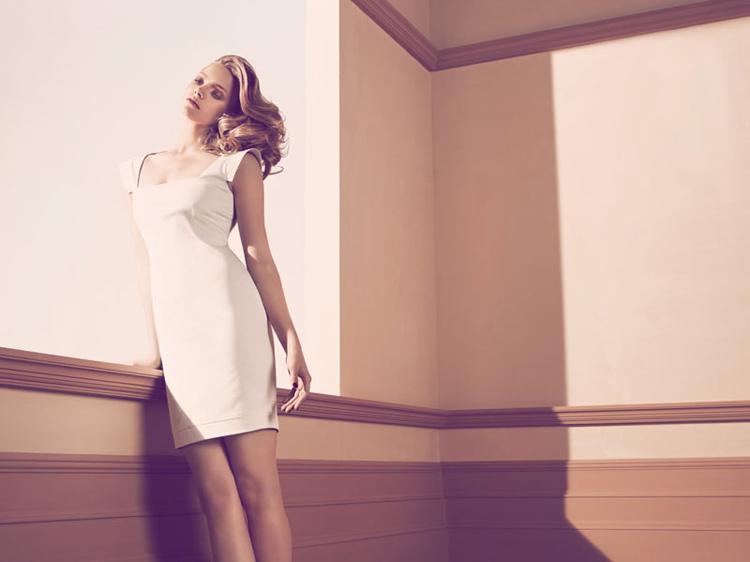 Váy áo hoàn hảo cho nữ công sở đón hè - 4