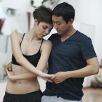Mặc scandal, Hứa Vỹ Văn vẫn thản nhiên tập nhảy