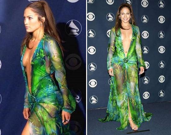 Những bộ váy gây bất bình nhất của sao - 15