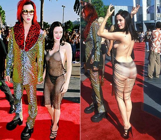 Những bộ váy gây bất bình nhất của sao - 10
