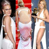 Những bộ váy gây bất bình nhất của sao