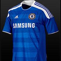 Chelsea lộ diện áo đấu mới mùa 2011/2012