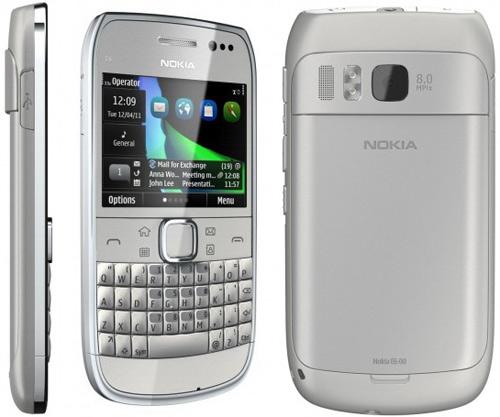 Nokia X7 và E6 công bố giá bán - 5