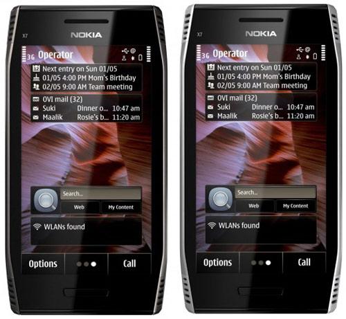 Nokia X7 và E6 công bố giá bán - 2