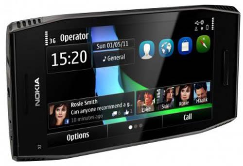 Nokia X7 và E6 công bố giá bán - 3