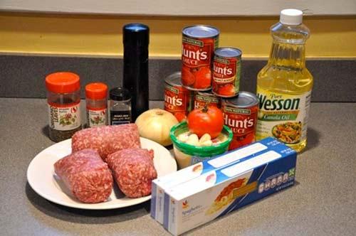 Mỳ Ý sốt cà thịt bò lừng danh - 1