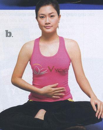 Bài tập yoga chống lão hóa - 2