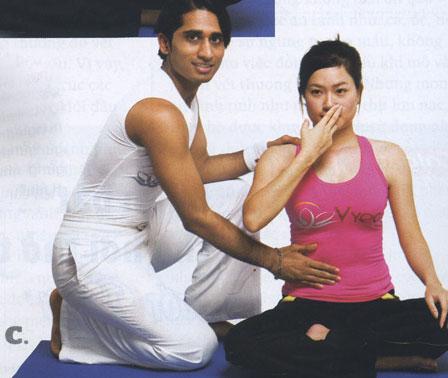Bài tập yoga chống lão hóa - 4