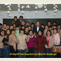 Trường Kinh Tế Ngoại Giao Việt Nam - Vicefo College tuyển sinh