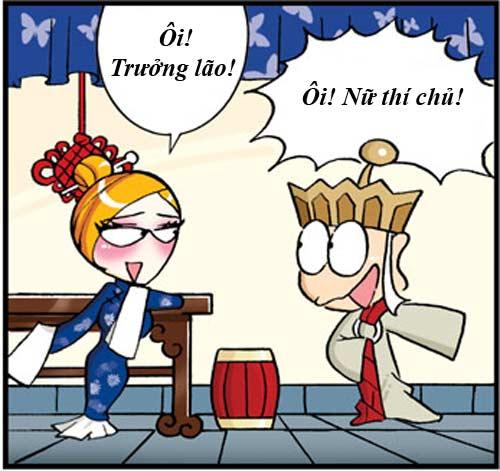 Tân Tây Du Ký (45): Quán trà Bạch Cốt - 5
