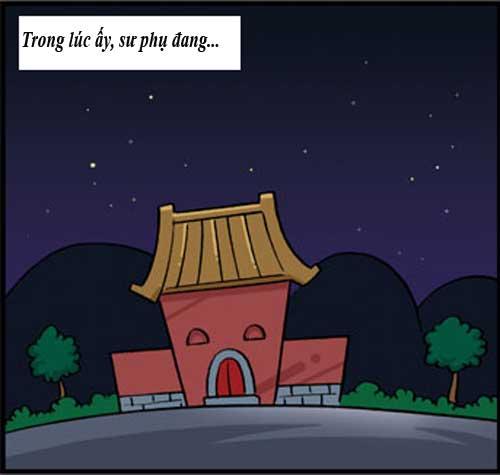 """Tân Tây Du Ký (48): """"Đần"""" bất đắc dĩ - 8"""