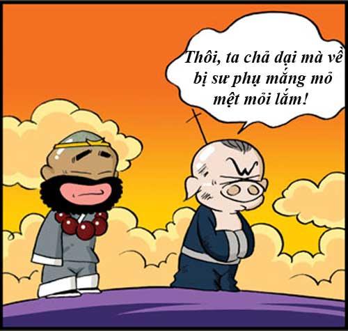 """Tân Tây Du Ký (48): """"Đần"""" bất đắc dĩ - 5"""