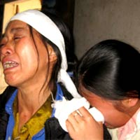 Vụ tai nạn 4 người chết: Tang chồng tang