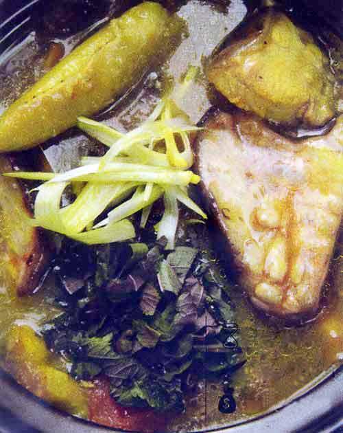 Ngọt thịt mùa cá đuối - 1