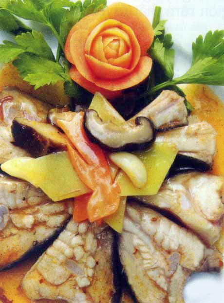 Ngọt thịt mùa cá đuối - 3