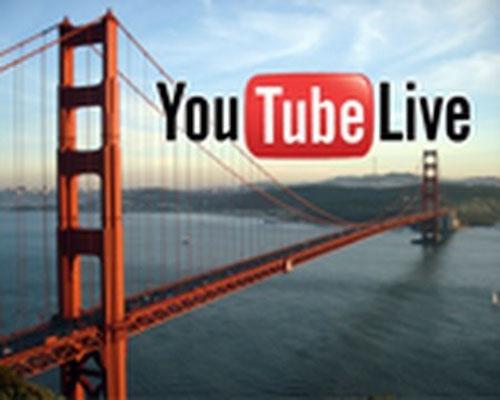 Xem truyền hình trực tiếp trên Youtube - 1