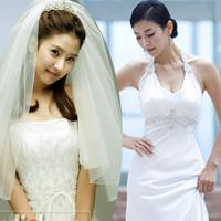 Sao Hàn nào diện váy cưới lộng lẫy nhất?