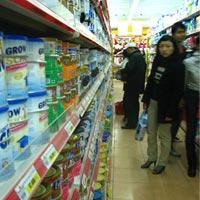 Giá sữa nhập khẩu tiếp tục tăng