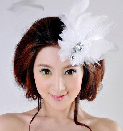 10 kiểu tóc tuyệt vời dành cho cô dâu - 10