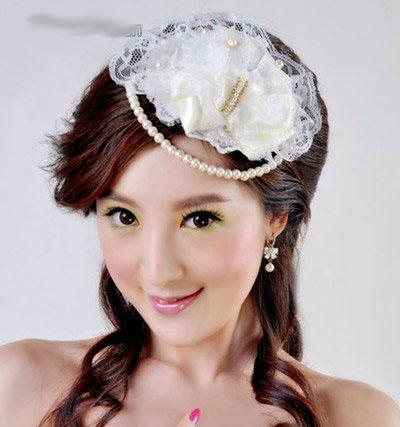 10 kiểu tóc tuyệt vời dành cho cô dâu - 8