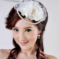 10 kiểu tóc tuyệt vời dành cho cô dâu