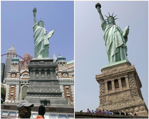 Bưu điện Mỹ in nhầm tượng Nữ thần Tự do - 2