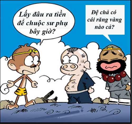 Tân Tây Du Ký (54): Vay tiền Bồ Tát - 3