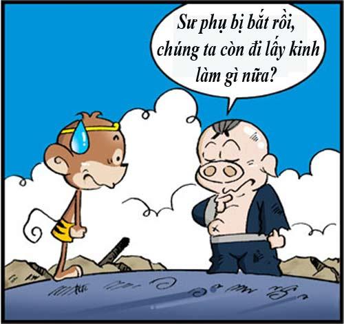 Tân Tây Du Ký (54): Vay tiền Bồ Tát - 5
