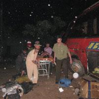Hà Tĩnh: Đâm xe kinh hoàng, 26 thương vong