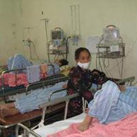 Bệnh sốt xuất huyết diễn biến bất thường