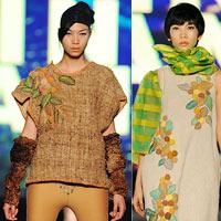 """NTK Minh Hạnh """"chốt"""" lại Tuần lễ thời trang VN 2011"""