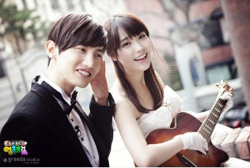 Sao Hàn rủ nhau cặp đôi - 8