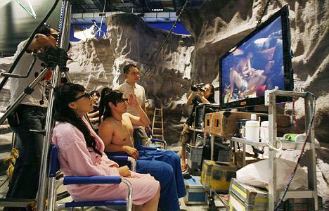 Avatar 'bại' dưới tay phim sex 3D - 2