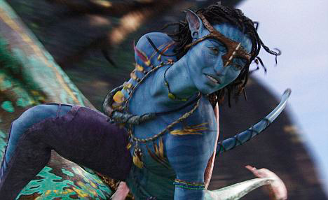 Avatar 'bại' dưới tay phim sex 3D - 3