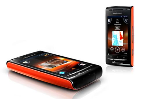 Ra mắt điện thoại Walkman W8 chạy Android - 1