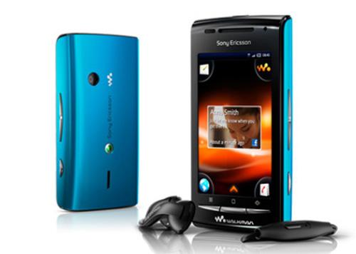 Ra mắt điện thoại Walkman W8 chạy Android - 2