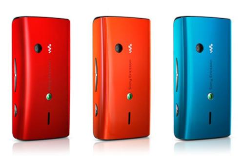 Ra mắt điện thoại Walkman W8 chạy Android - 3