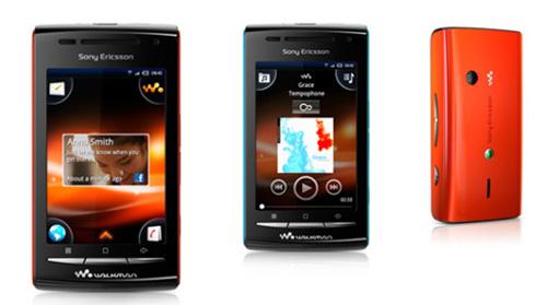 Ra mắt điện thoại Walkman W8 chạy Android - 4