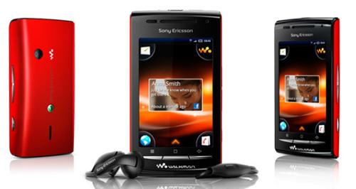 Ra mắt điện thoại Walkman W8 chạy Android - 5