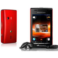 Ra mắt điện thoại Walkman W8 chạy Android